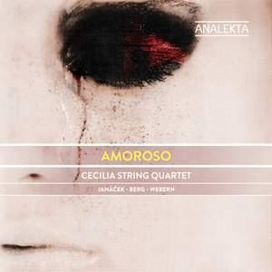 Amoroso: Cecilia String Quartet Product Image