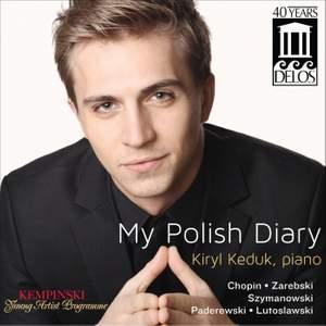 My Polish Diary: Kiryl Keduk