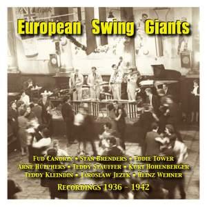 European Swing Giants, Vol.1 (Recordings 1936-1942)