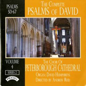 The Complete Psalms of David Series 2 Volume 4