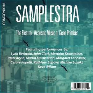 Samplestra: The Electro-Acoustic Music of Gene Pritsker