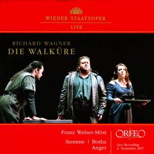 Wagner: Die Walküre: Act 1