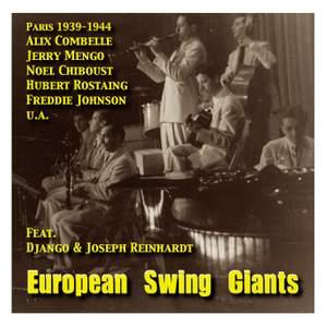 European Swing Giants, Vol.3 (Recordings 1939-1944)