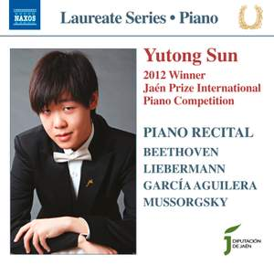 Piano Recital: Yutong Sun (2012 Winner Jaen Piano Competition) Product Image