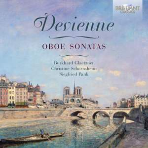 Devienne: Oboe Sonatas Product Image
