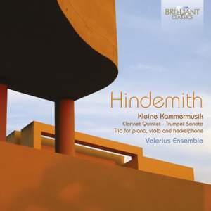 Hindemith: Chamber Music