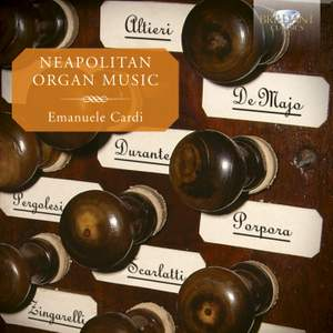 Neapolitan Organ Music Product Image