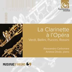 A Clarinet at the opera