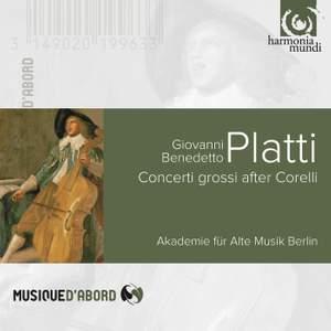 Platti: Concerti Grossi after Corelli Product Image