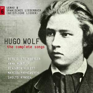 Hugo Wolf: The Complete Songs Volume 6