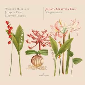 JS Bach: The Flute Sonatas