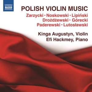 Polish Violin Music Product Image