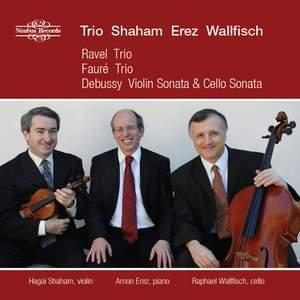 Trio Shaham Erez Wallfisch Product Image