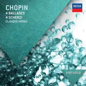 Chopin: Ballades & Scherzi Product Image