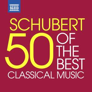 Schubert - 50 of the Best Product Image