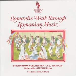 Romantic Walk through Romanian Music