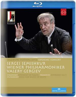 Salzburg Festival 2012 Opening Concert