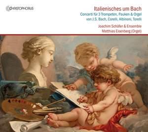 Italienisches um Bach