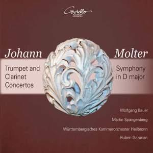 Molter: Trumpet & Clarinet Concertos & Symphony in D major