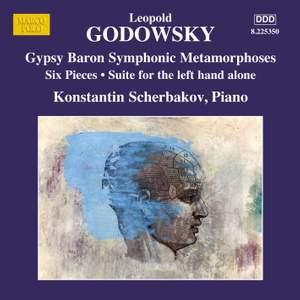 Godowsky - Piano Music Volume 11