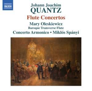 Quantz: Flute Concertos Product Image