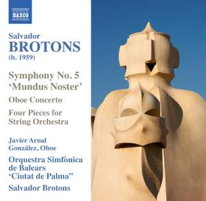 Brotons: Symphony No. 5 'Mundus Noster' Product Image