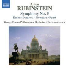 Rubinstein: Symphony No. 5