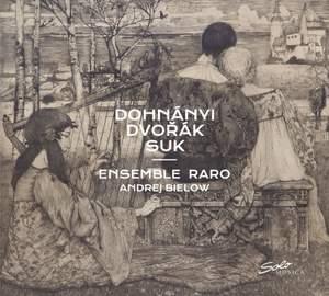 Dohnányi, Suk & Dvorak: Chamber Works
