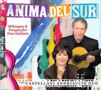 Anima del Sur: Milongas and Tango for 2 Guitars