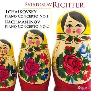 Russian Piano Concertos Product Image