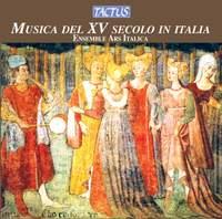 Musica del XV Secolo in Italia