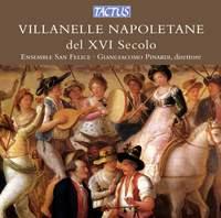 Villanelle Napoletane del XVI Secolo