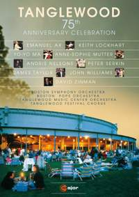Tanglewood 75th Anniversary Celebration