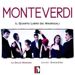 Monteverdi: Il  quarto libro de madrigali, 1603