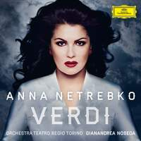 Anna Netrebko sings Verdi (standard CD edition)