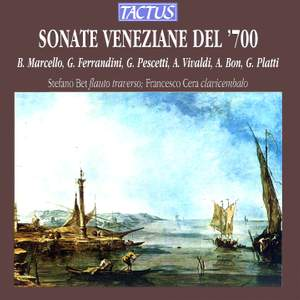 Sonate Veneziane Del '700 Product Image