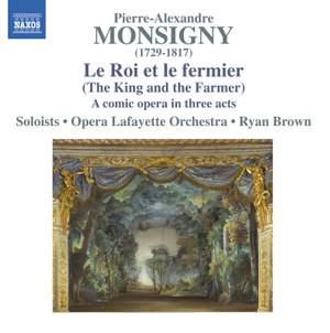 Monsigny: Le Roi et le fermier