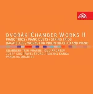Dvorak: Chamber Works Volume 2