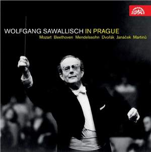 Wolfgang Sawallisch in Prague