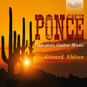 Ponce: Complete Guitar Music