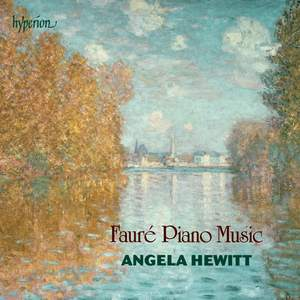Fauré: Piano Music Product Image