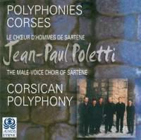 Choral Concert: Sartene Male Voice Choir - Poletti, J.-P. / Acquaviva, N. (Corsican Polyphony)