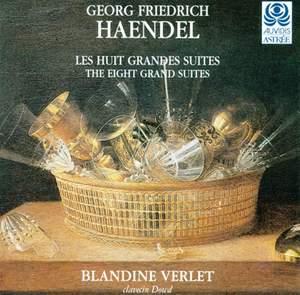 Handel: Keyboard Suites Nos. 1-8