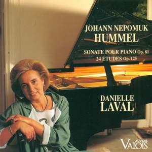 Hummel: Piano Sonata No. 5 & 24 Etudes Product Image