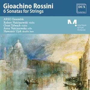 Rossini: Sonate a quattro Nos. 1 - 6