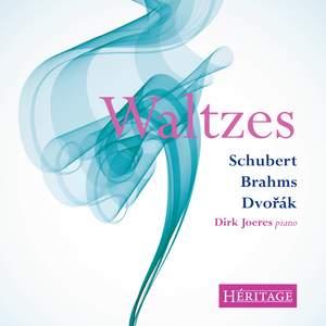 Dirk Joeres plays Waltzes
