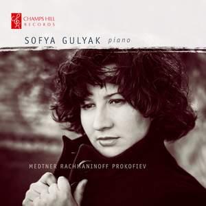 Medtner, Rachmaninov & Prokofiev: Solo Piano Works