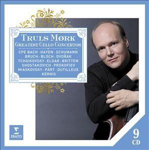 Greatest Cello Concertos (Blue Boxes)