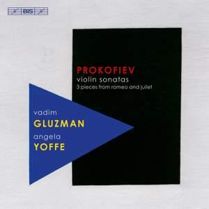 Prokofiev: Violin Sonatas