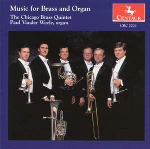 Music for Brass and Organ